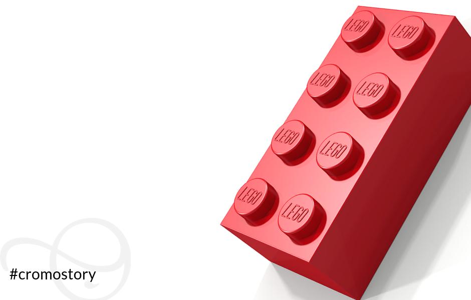 rosso lego